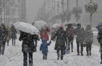 Belediyelerin Twitter'daki gülümseten kar diyaloğuna Bursa da katıldı!