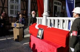 Bursa'da hüzünlü veda! İlk Büyükşehir Belediye Başkanı uğurlandı!