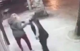 Bursa'da kıskandığı için döven erkek arkadaşından şikayetçi olmadı