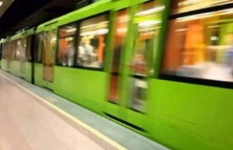 Bursa'da metroda sapık şoku! Serbest kaldı...