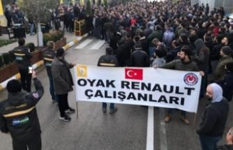 Bursa'daki bir otomotiv devinde daha eylem!