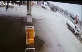 Bursa'da tesadüfen olay yerinden geçti, eşinin öldüğünü kimse söyleyemedi