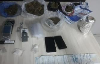 Bursa'da uyuşturucu operasyonus