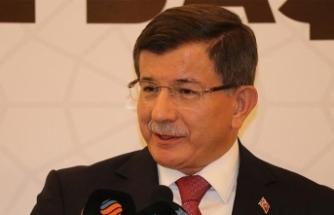 Davutoğlu'nun yeni partisinin ismi kesinleşti