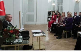 Erdoğan, kritik tarihi Londra'da duyurdu
