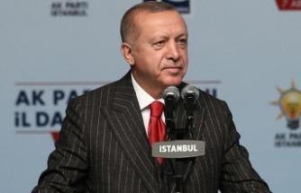 """Erdoğan'dan önemli uyarı! """"Kalemini kırarız"""""""