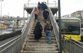 İBB '15 gün' dedi ama engellilerin çilesi devam ediyor