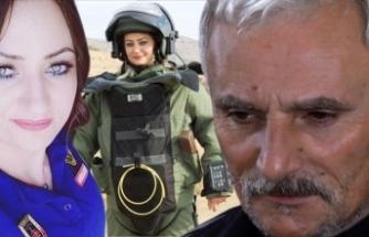 Şehit Esma Çevik'in acılı babası anlattı: 'Ben yapamazsam, kimse yapamaz' dedi...