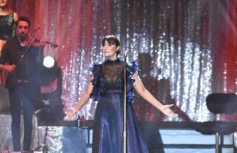 Sıla, 2019'un son konserini Ankara'da verdi