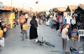 Suriyelilerin çoğu dönmek istemiyor