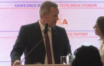 TÜSİAD'ın konferansında kriz! Eski cumhurbaşkanı kürsüden indi