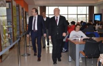 """BİK Genel Müdürü Duran: """"Basınımıza katkı için varız"""""""
