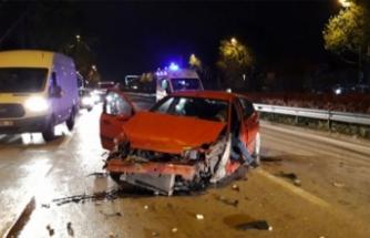 Bursa'da kaza yapanların arasına dalmıştı! Cezası belli oldu