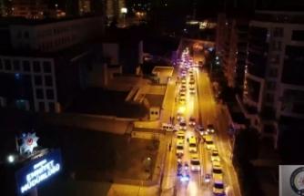 Bursa polisinden dev 'Change' operasyonu