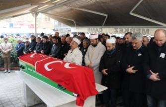 Bursa'yı sarsan intihar! MHP İlçe Başkanı toprağa verildi