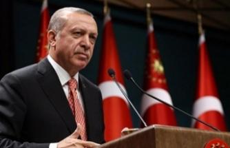"""Cumhurbaşkanı Erdoğan'dan """"FETÖ'nün siyasi ayağı"""" açıklaması"""