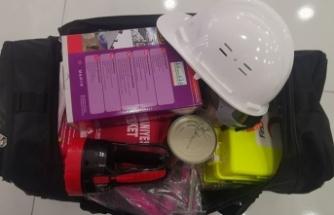 Deprem çantası maliyeti ne kadar?