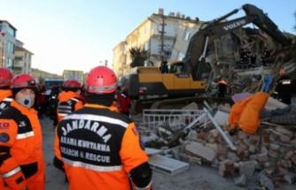 Deprem sonrası yüzlerce artçı!