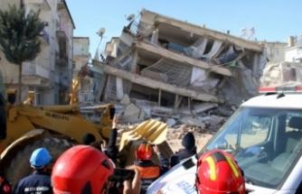 Depremde can kaybı arttı