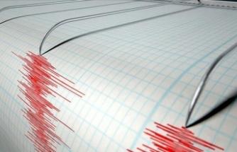 Elazığ'da 4 büyüklüğünde bir deprem daha oldu