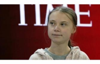 Greta Thunberg Davos'ta konuştu