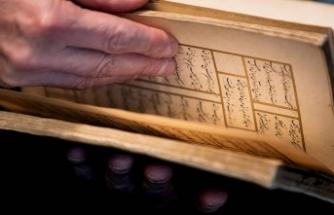 Hafız-ı Şirazi'nin 1.1 milyon dolarlık kitabı bulundu