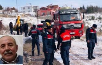 Karla mücadele çalışmasında feci kaza! Muhtar hayatını kaybetti...