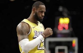Kobe Bryant'ın ölüm haberini alan LeBron James paramparça oldu