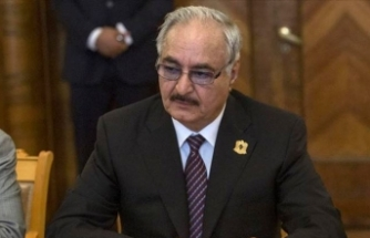 Libya'dan ilk mesaj: Hafter'le masaya oturmayacağız