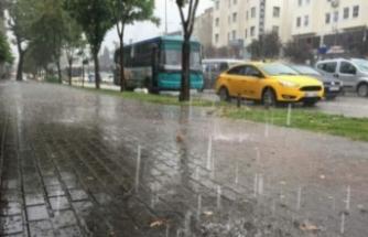 Meteoroloji'den Bursa'ya uyarı var
