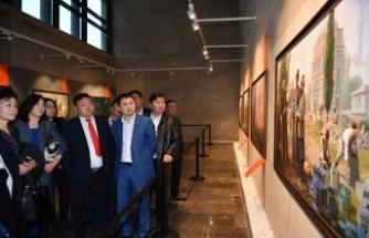 Moğollar Fetih Müzesi'ne hayran kaldı
