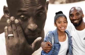 Kobe Bryant ve 13 yaşındaki kızı helikopter kazasında öldü!