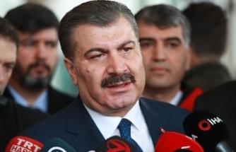 Sağlık Bakanı Koca'dan açıklama: Türkiye'ye getiriyoruz!