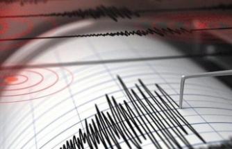 Sivas'ta 3.7 büyüklüğünde deprem