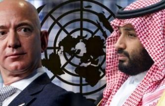 Suudi Prens, Jeff Bezos'un hacklenmesine karışmış olabilir
