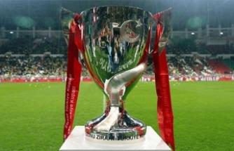Türkiye Kupası'nda çeyrek final eşleşmeleri belli oldu