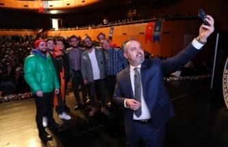 Ünlü vloggerların Bursa çıkarması