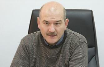 Bakan Soylu'dan koronavirüs iddialarına yalanlama