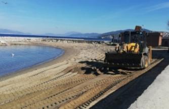 Bursa'da sahil operasyonu!