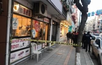 Bursa'da cinayet! İş yerinde tüfekle...