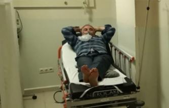 Bursa'da doğal gaz bir aileyi hastanelik etti!