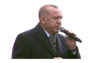 Erdoğan'dan rüşvet tepkisi!