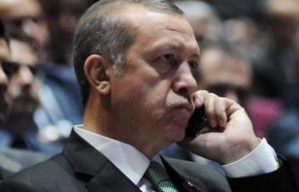 Erdoğan depremle ilgili bilgi aldı