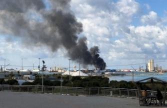 Hafter liderliğindeki Libya Ulusal Ordusu: Türkiye'ye ait gemiyi yok ettik
