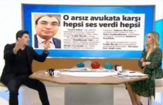 Hakan Ural canlı yayında Ceren Damar'ın katilinin avukatına sert çıktı!