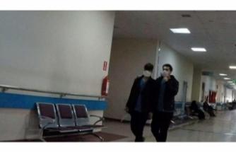 İran'dan kaçak gelen göçmenlere koronavirüs taraması!