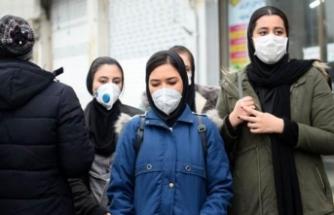 İran'da corona virüsü nedeniyle ölenlerin sayısı 4'e yükseldi..