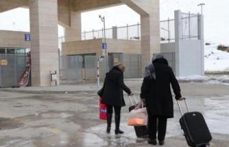 İranlıların ülkelerine dönüşü sürüyor