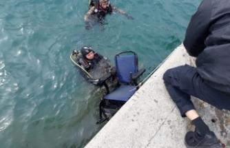 Kayıp engelli adamın cansız bedenini balıkçı buldu