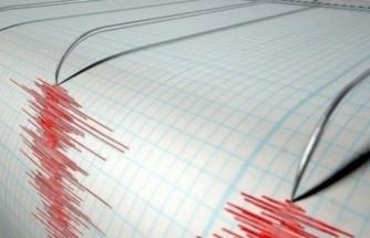 Korkutan deprem! Bursa'dan da hisssedildi...